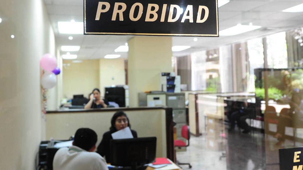 oficina probidad