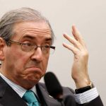 Eduardo Cunha, acusado de recibir sobornos.