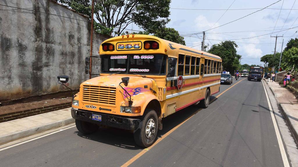 ruta binacional, calle El Coco, Chalchuapa,