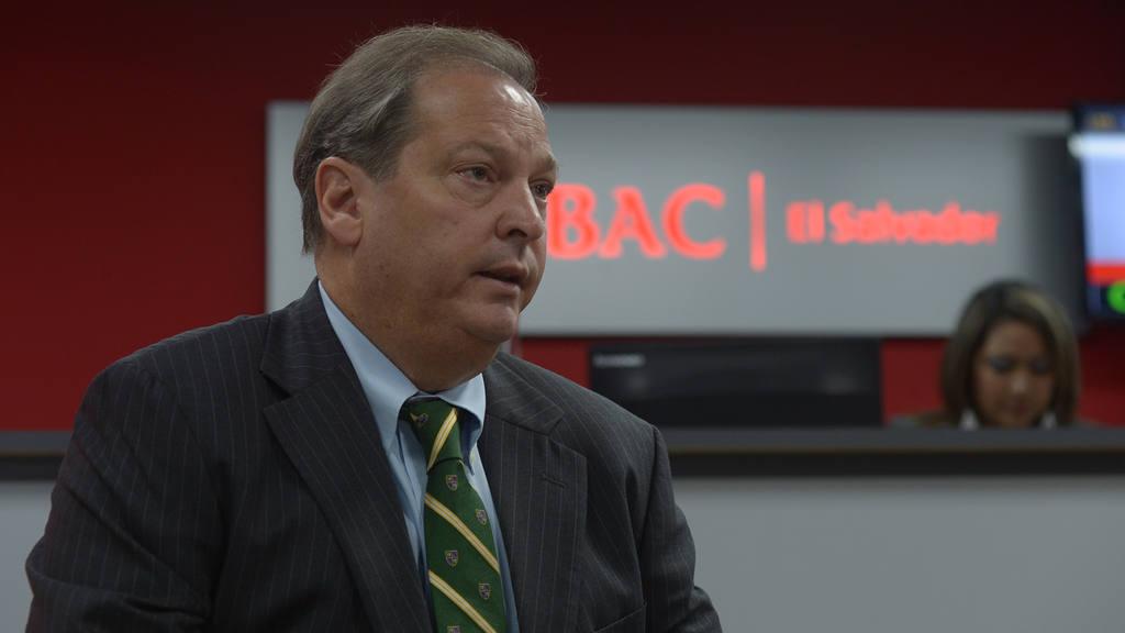 Raúl Cardenal, presidente de BAC El Salvador, expresó que el Banco proyecta continuar creciendo y mejorando la calidad de los servicios que ofrece a sus clientes.