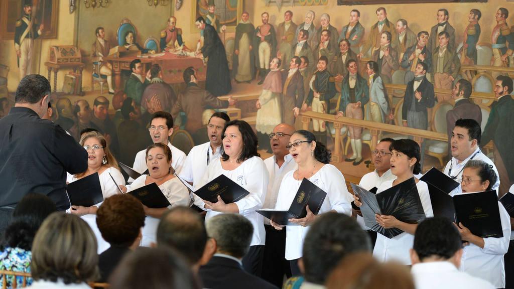 Coro Nacional de El Salvador