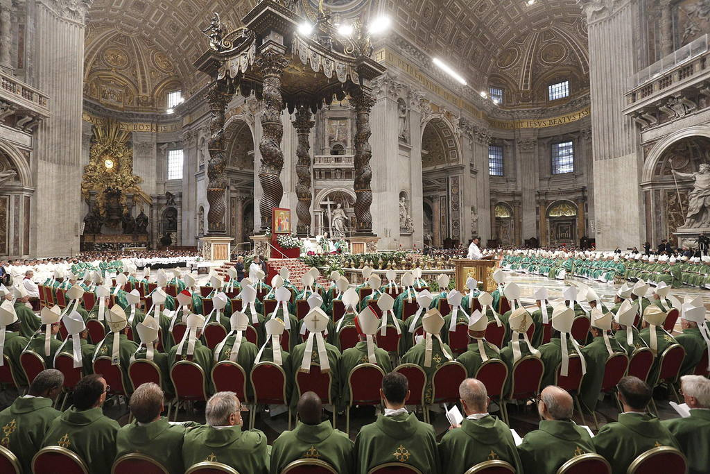 Sínodo de obispos y cardenales