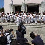 Tanto el colectivo opositor conocido como las Damas de Blanco como los periodistas son hostigados por la policía política del  régimen.