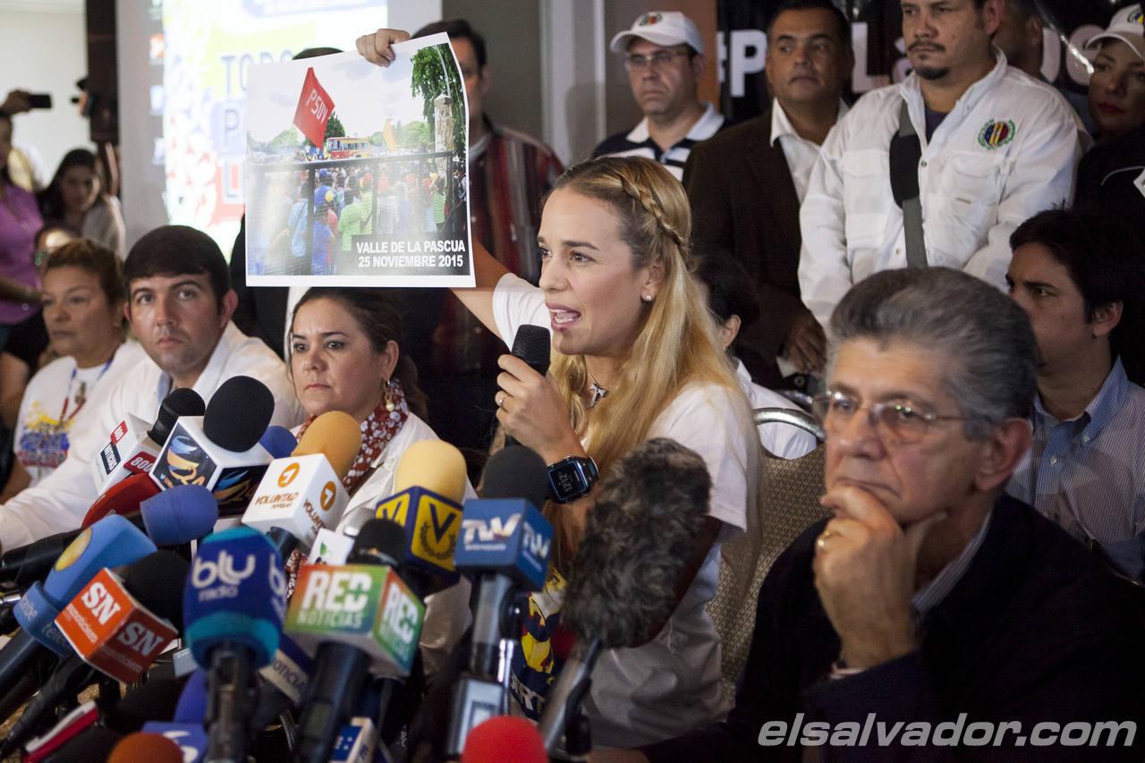 TINTORI DENUNCIA INTENTO DE MATARLA EN MOMENTO DE MUERTE DE OPOSITOR