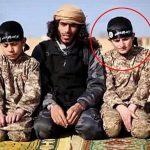 """Raghab Ahmed en uno de los videos de """"los cachorros del Califato"""""""