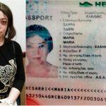 Las autoridades intentan determinar si la mujer es culpable de falsificación de documentos.