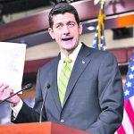 El presidente de la Cámara de Representantes de EE.UU., el republicano Paul Ryan, apoya  frenar la llegada de sirios hasta que no haya certeza de que no son un peligro .