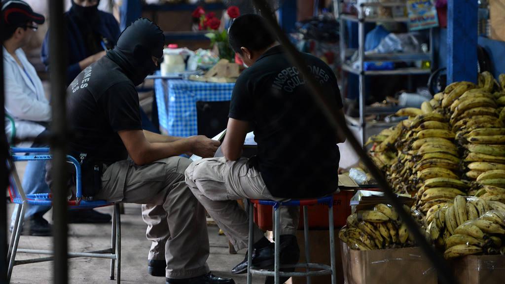 Comerciante asesinada en la Tiendona