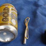 Imagen de la bomba proporcionada por el Estado Islámico.