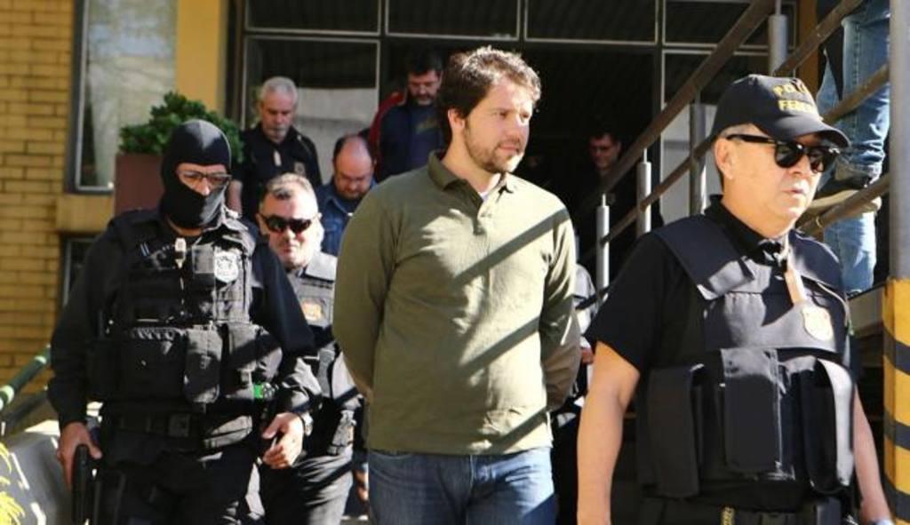 Luiz Argolo, del partido opositor Solidaridad, es el tercer exdiputado condenado por el caso.