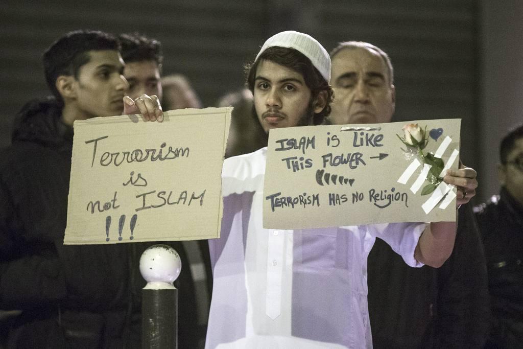 Resultado de imagen de ISLAM NO ES TERRORISMO