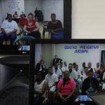 Audiencia virtual en San Miguel