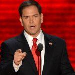 El senador y aspirante republicano a la Casa Blanca Marco Rubio