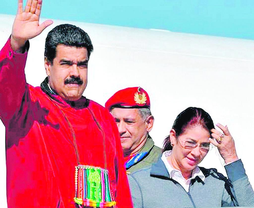 El ahijado de Nicolás Maduro y un sobrino de su esposa Cilia Flores fueron detenidos el martes en Haití.