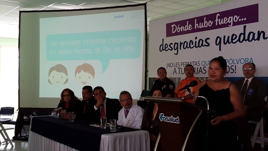 El hijo de Dina Alvarado sufrió graves quemaduras el año pasado, ella compartió su experiencia para evitar casos similares.