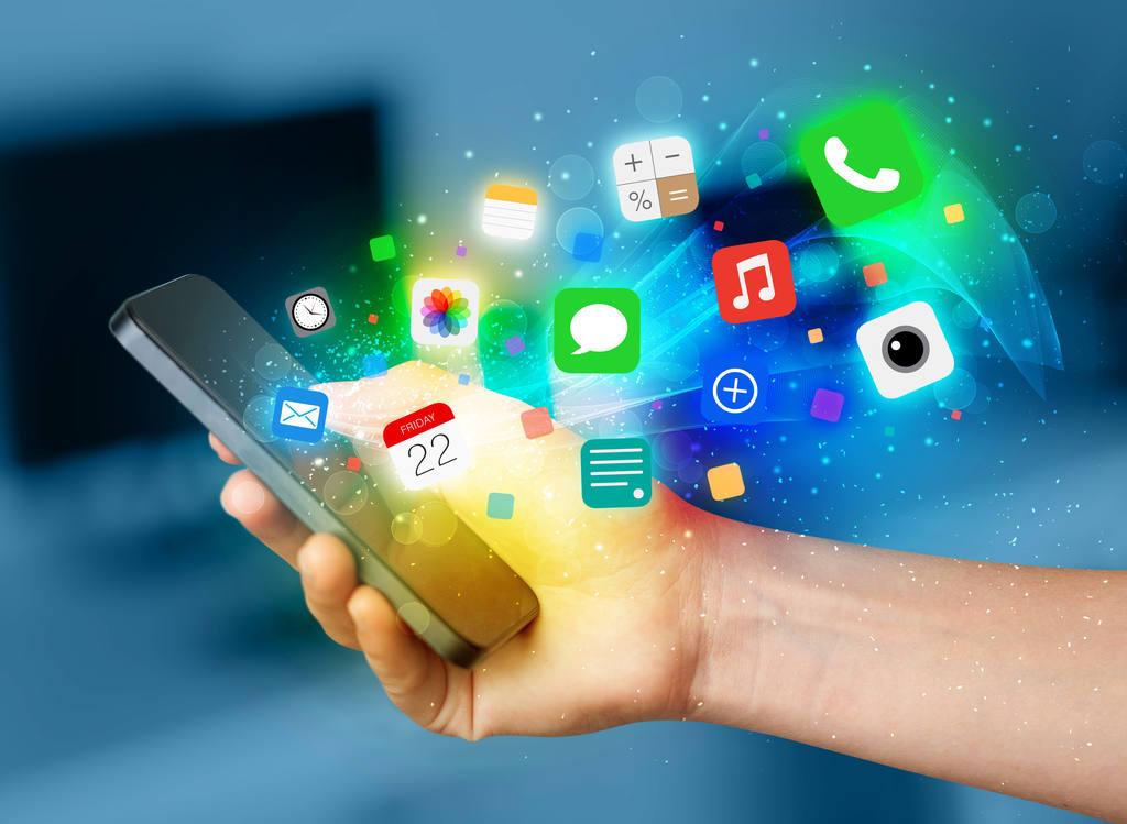 Aplicaciones en móvil