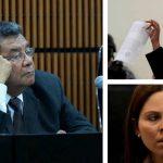 Los abogados protagonistas en caso Francisco Flores