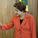 Dilma Rousseff, gobernante brasileña.