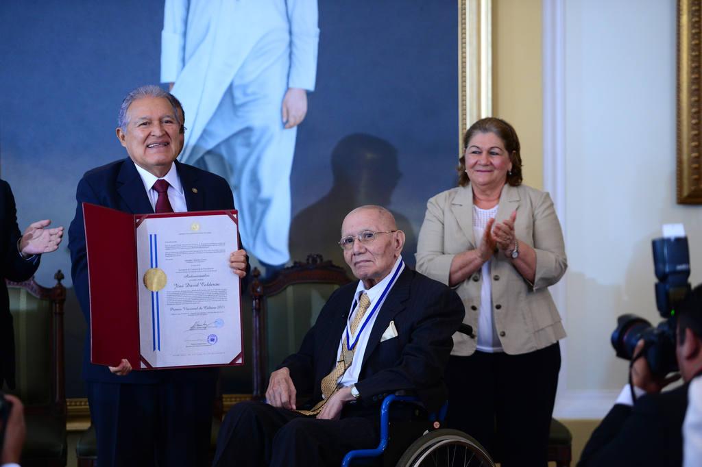 Premio Nacional de Cultura 2015