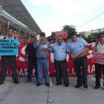 Exempleados de Sitramss piden reinstalo en puestos laborales