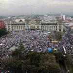 El 27 de agosto pasado, unas 130 mil personas pidieron la renuncia de Pérez.