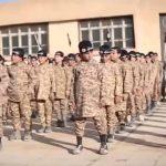 Campo de entrenamiento del Estado Islámico en Raqqa, Siria.