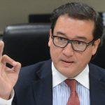Entrevista con el fiscal general Luis Martínez