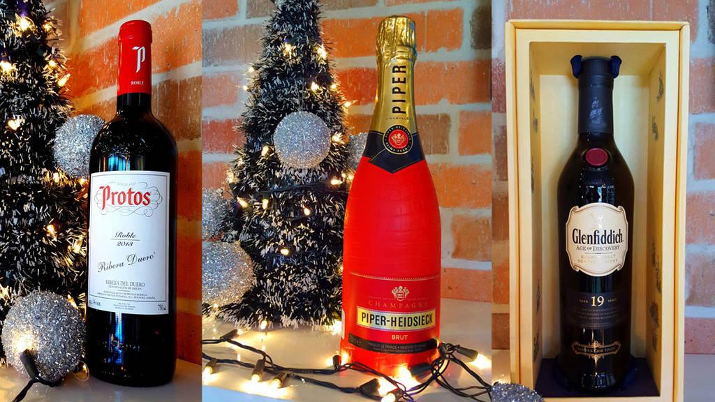 Bebidas para el Año Nuevo