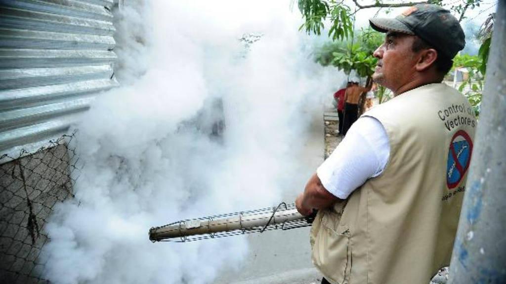 Para combatir las enfermedades del dengue, zika y chikunguña es prioridad el combate al zancudo adulto y los criaderos de Aedes aegypti.