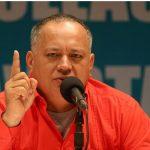 Según medios de EE.UU.,  investigan al jefe de la Asamblea Nacional y número dos del chavismo, Diosdado Cabello, por supuestos vínculos con envíos de droga a EE.UU.