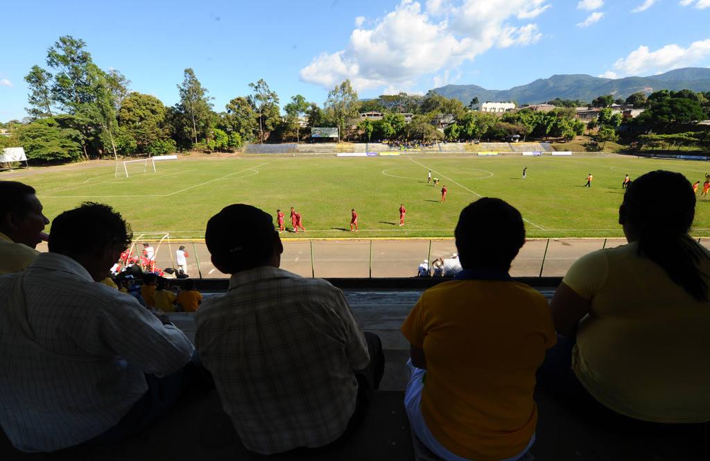 Infraestructura  de Estadio Simeon Magaña