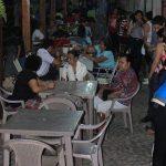 Plaza gastronómica
