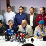 "OPOSICI?N VENEZOLANA DENUNCIA ""GOLPE JUDICIAL"" PARA IMPUGNARLE 22 DIPUTADOS"