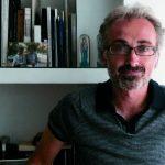 Periodista Javier Errea