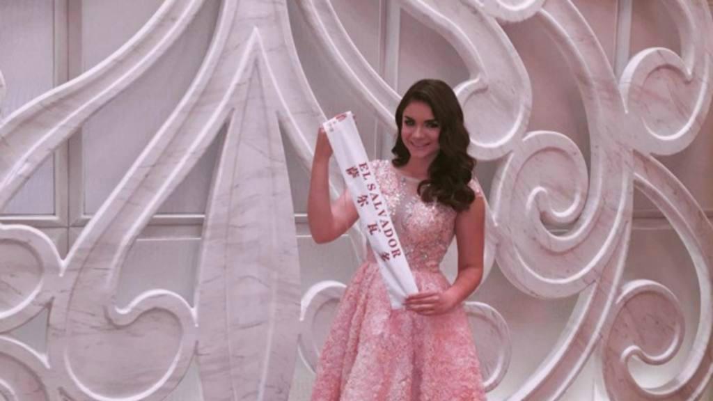 Marcela Santamaría Miss Mundo 2015