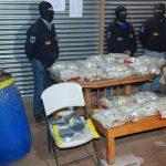 Narco barriles