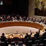 Vista de la reunión, en la ONU, con ministros de Finanzas sobre las amenazas a la paz internacional y contra la seguridad causada por los actos terroristas