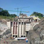 Presa hidroeléctrica 5 de Noviembre