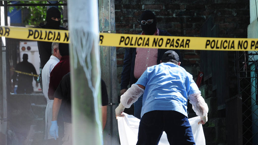 FEMINICIDIO EN CONDOMINIOS DEL CENTRO
