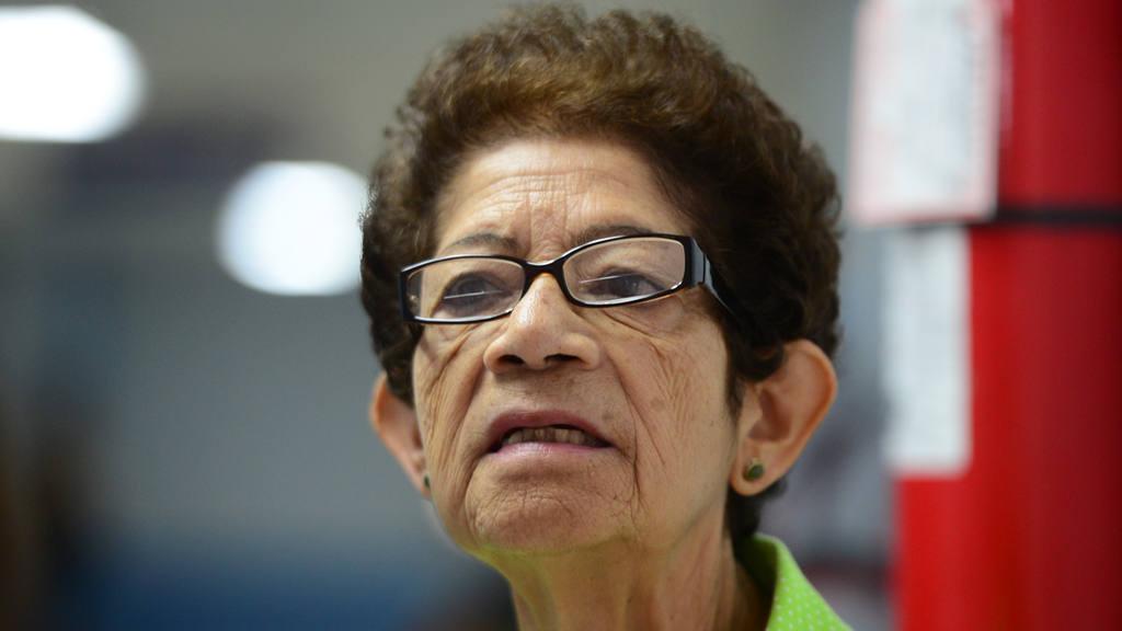 María Julia Madrid fue una de las pacientes afectadas por la falta de Glivec.