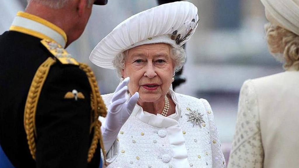 Reina Isabel del Reino Unido