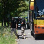 Supuestos miembros de pandillas matan a motorista y cobrador de la R-301