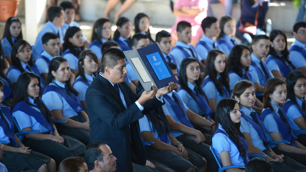 Graduación del Colegio Padre Arrupe