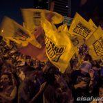 CIERRE DE CAMPA?A DE LA COALICI?N OPOSITORA PARA ELECCIONES LEGISLATIVAS EN VENEZUELA