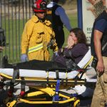 Los servicios de emergencias informaron que  trasladaron a unos 17  heridos tras el tiroteo.