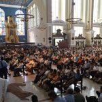 En catedral metropolitana, se celebr?  una misa   en acci?n de gracias por la beatificaci?n de Monse?or Romero