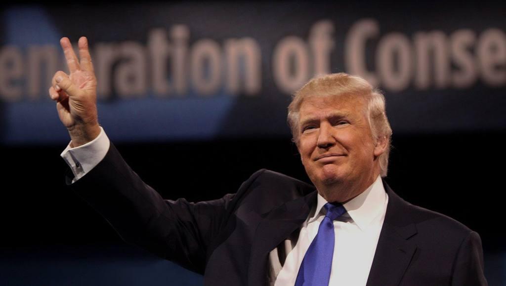 Donald Trump, precandidato republicano.