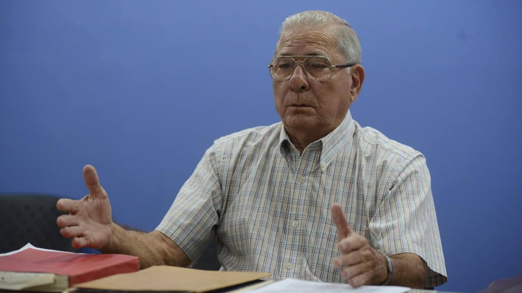 Entrevista del general Rafael Bustillo