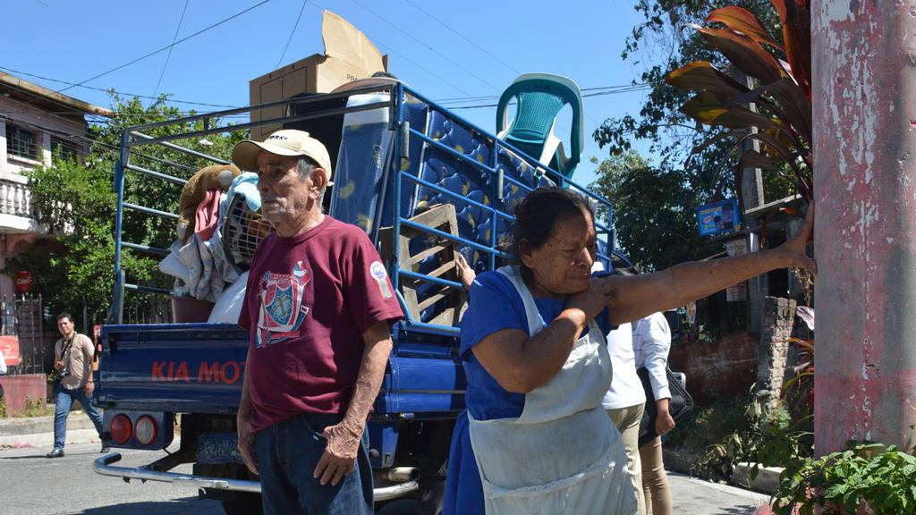 Miles de salvadoreños han sido desplazados por la violencia y han solicitado asilo en otros países.