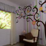 Habitación infantil decorada por Inchi Pinchi